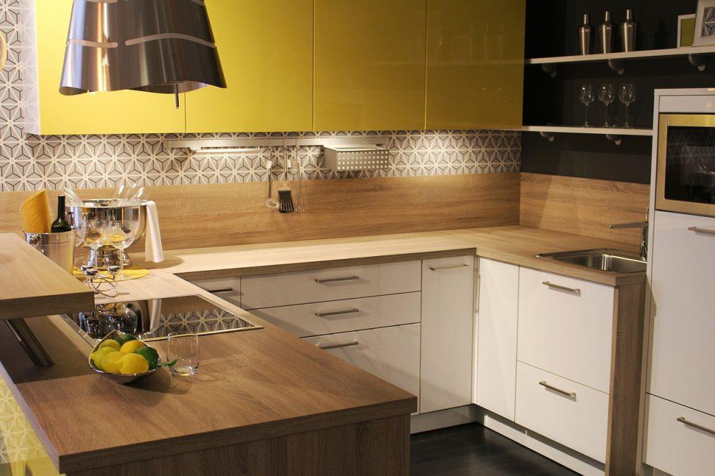 Kuhinja – osrednji del doma
