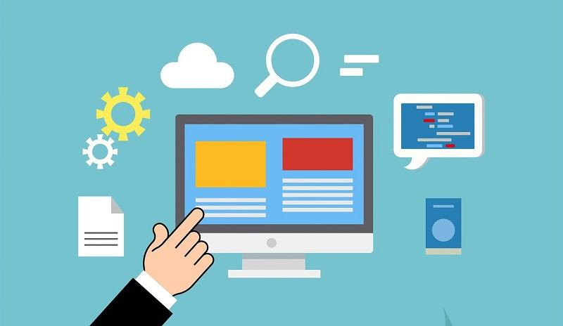 Registracija domene je sila preprost in hiter postopek