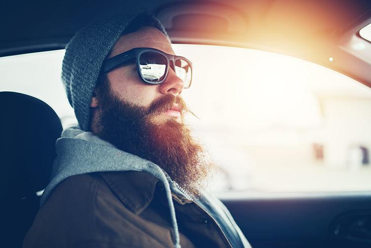 Zavaruj svoje oči… S sončnimi očali